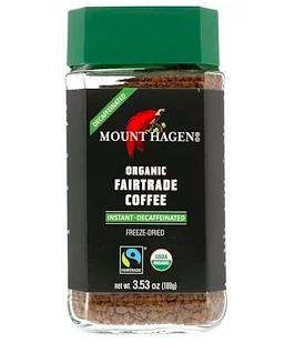 Mount Hagen(マウントハーゲン)オーガニックフェアトレードコーヒー
