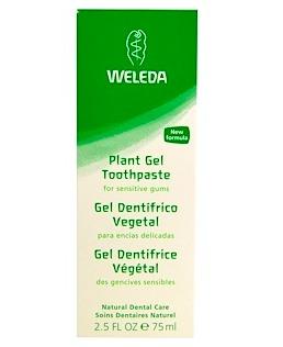 WELEDA(ヴェレダ)植物性歯磨き粉
