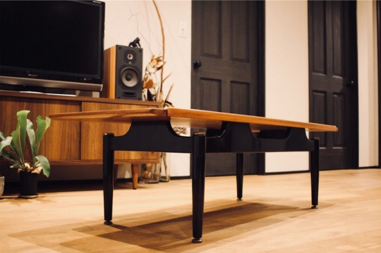 G-PLANのコーヒーテーブル