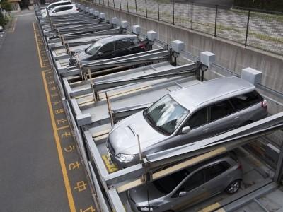 機械式駐車場のメリットデメリット