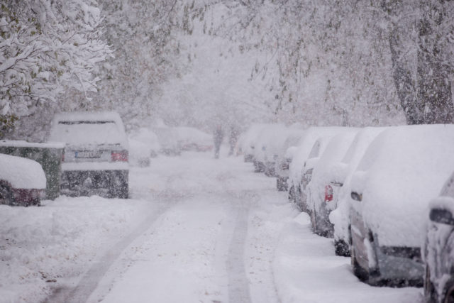 北海道の冬は履きたい靴が履けない季節