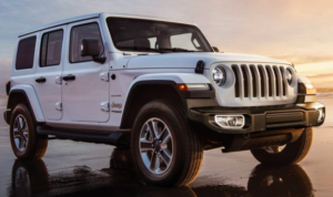 X-TRAIL or JEEP WRANGLER
