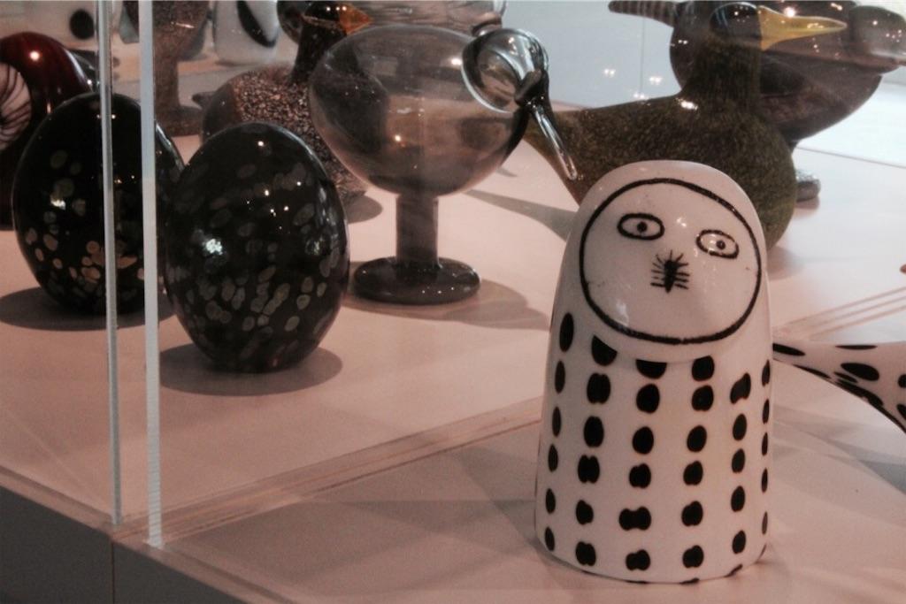 東川町文化芸術交流センターで展示中の織田コレクション