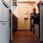 キッチンに無垢フローリングは向かないはウソだった!?水まわりにこそ無垢床を