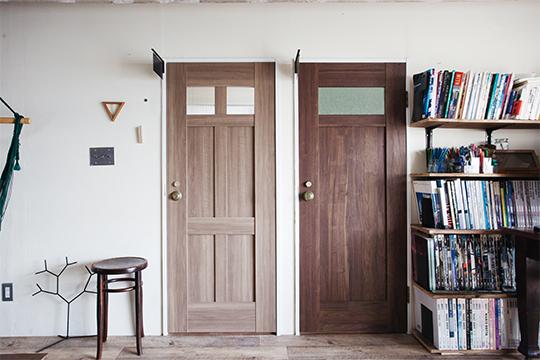 パナソニック・クラフトレーベルのドア