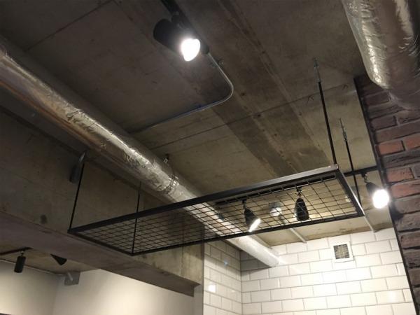 コンクリート現し(躯体現し)のスケルトン天井とは