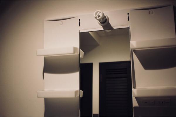リメイク前のLIXIL(リクシル)の洗面化粧台