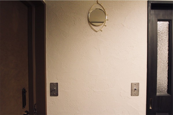 鏡は左右に飾る