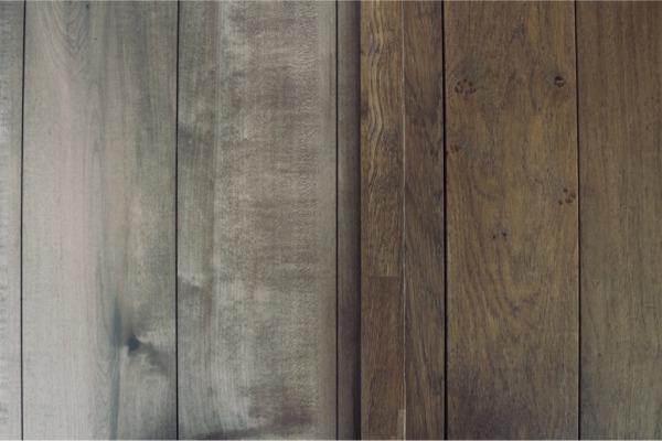 無垢床材を木樹と傷つきやすさで比較