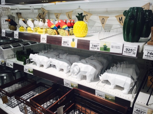 札幌・ニトリエクスプレスの店内