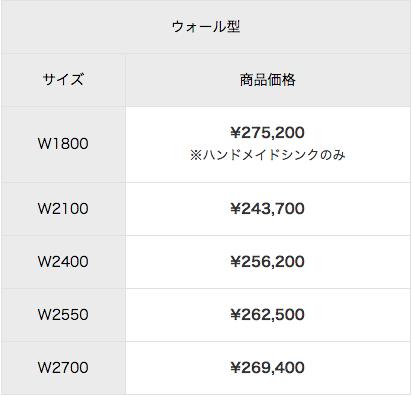 サンワカンパニーOSSO(オッソ)の価格
