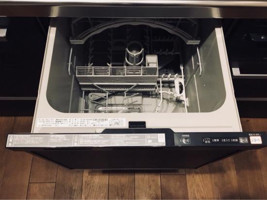我が家の食洗機はリンナイ