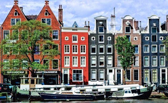 オランダの街並