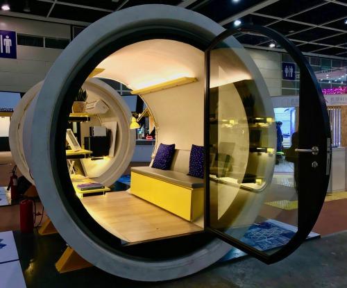 香港で開発されたチューブホーム