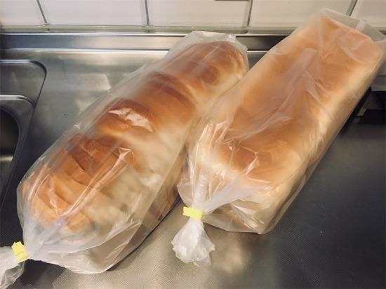 3斤の食パン