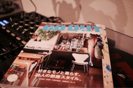 GO OUT別冊・GO OUT Livin' Vol.9