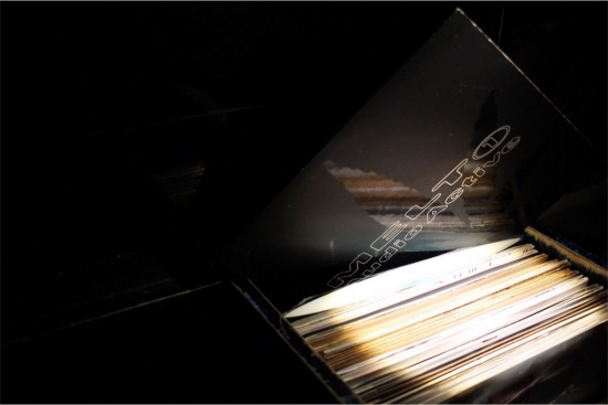 EOS Kiss X7で初めて撮ったレコードの写真