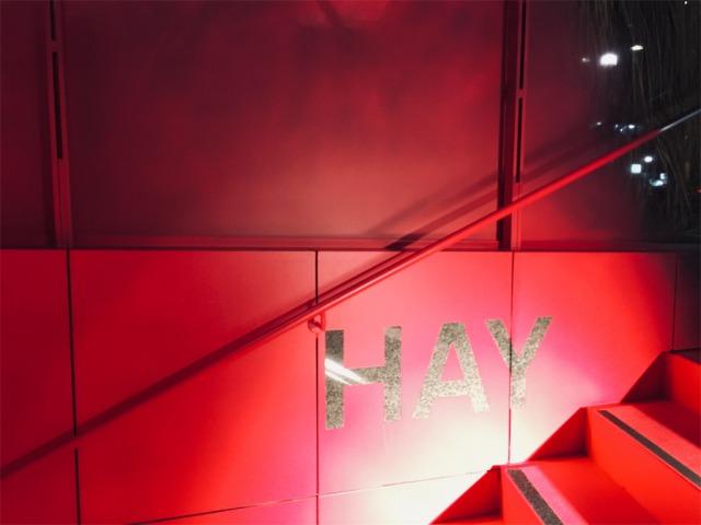 期間限定ショップ「HAY(ヘイ)TOKYO」とは