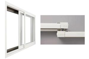 既存窓+樹脂製インナーサッシによるトリプルガラス