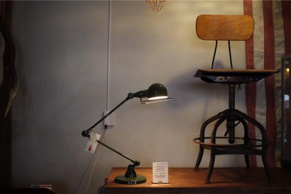 ジェルデのヴィンテージランプ