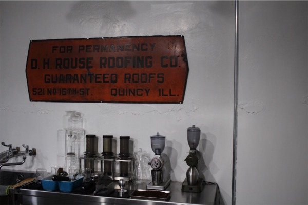 Earle Coffee Shop(アールコーヒーショップ)の店内