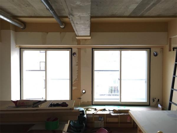 専有部分の玄関と窓は共用部分に区分される