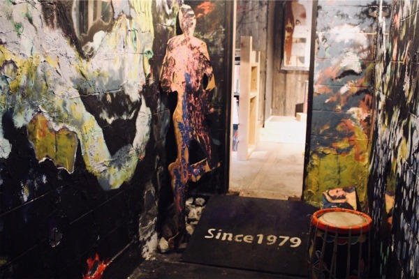 ARtINn 極寒藝術伝染装置・壁面アート