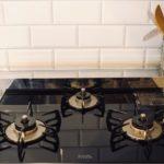 【鍋が置ける排気口カバー】ガスコンロの汚れを防いででストレス軽減