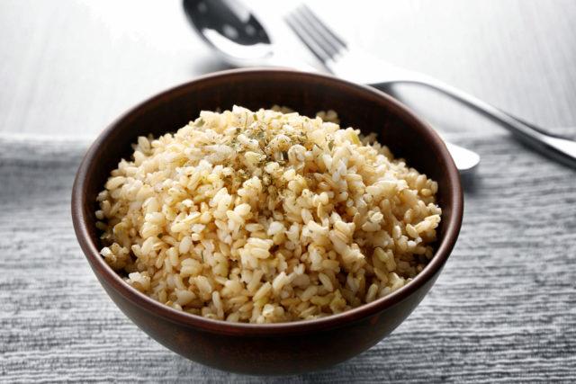 白米と玄米の違い