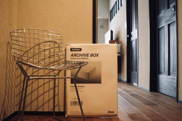 Anaheim Archive Box アナハイムアーカイブボックス