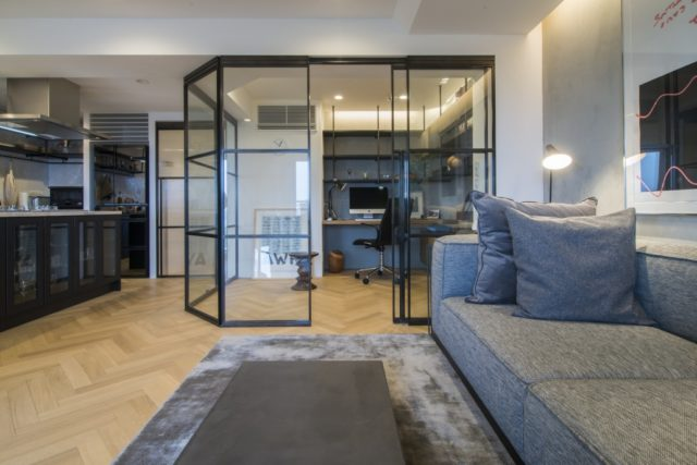 RE : Apartment UNITED ARROWS LTD.施工事例2