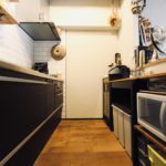 リノベーション後のキッチン