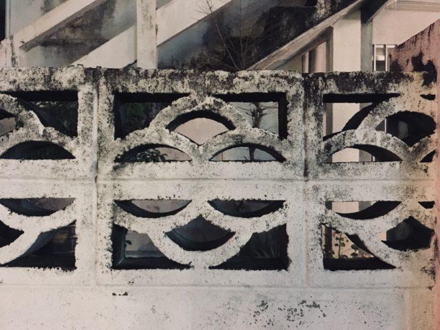 花ブロックはウチナームンの建材アイテム