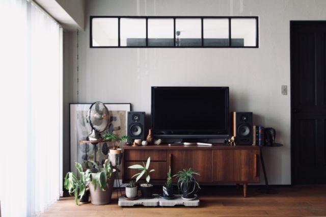 店舗なしでも買いやすい。LOWYA(ロウヤ)で見つけたテレビボード