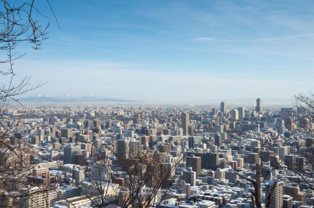 北海道最大の都市「札幌」