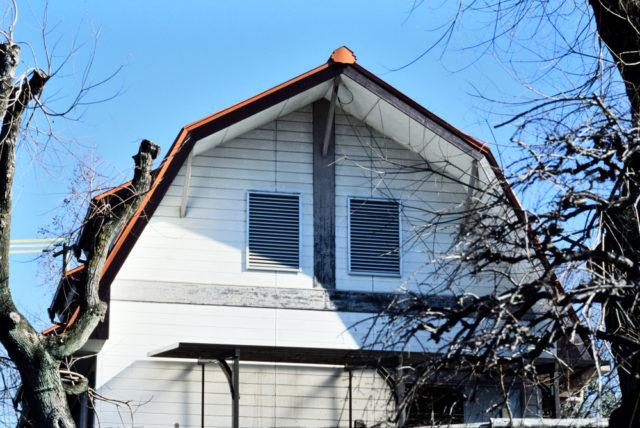 マンサード屋根