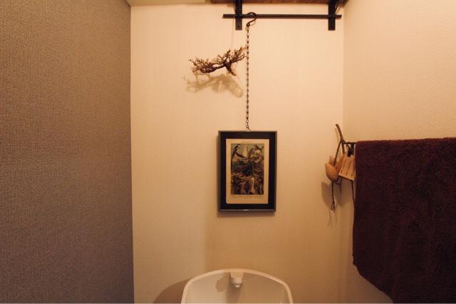 トイレにも紙のお香がおすすめ