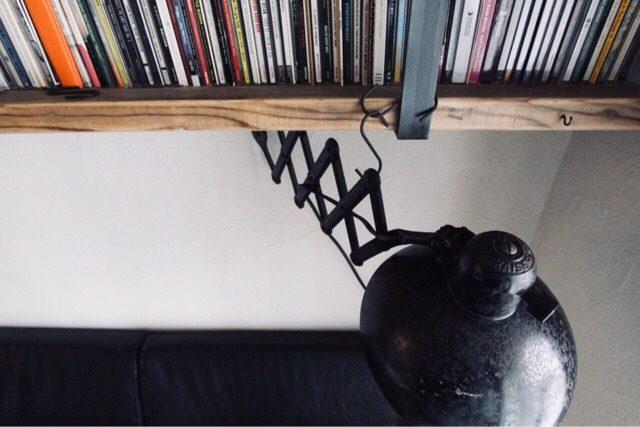 シザーランプの特徴