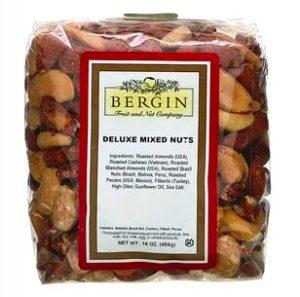 Bergin Fruit and Nut Company デラックスミックスナッツ
