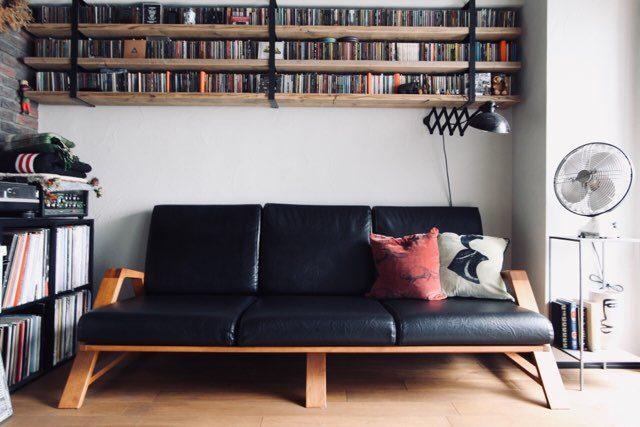 札幌発の家具ブランドSabiSabi(サビサビ)でソファを購入