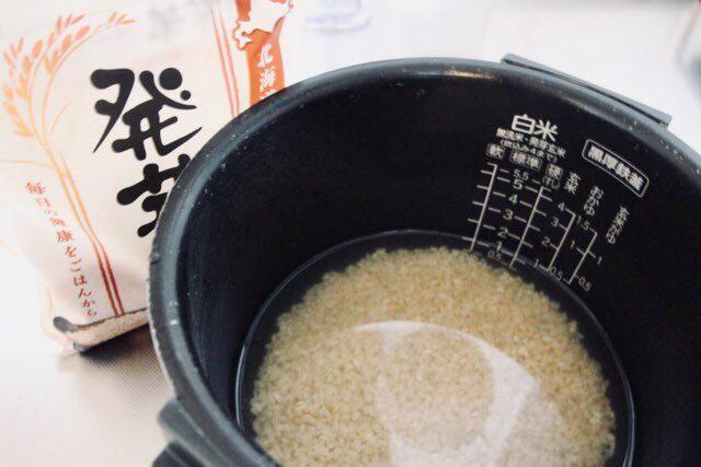 ファンケルの発芽米