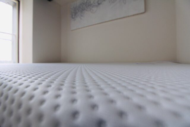 エマスリープマットレスの表面