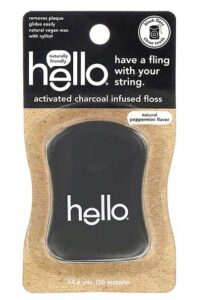 Hello活性炭含有フロス