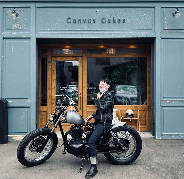 250ccのバイク